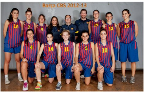 El Barça CBS es jugarà el seu futur a Primera Catalana en el tercer partit del play off. El Juan Carlos Navarro ha de ser la sisena jugadora.